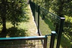 zaščitna mreža za vrt