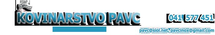 Kovinarstvo PAVC